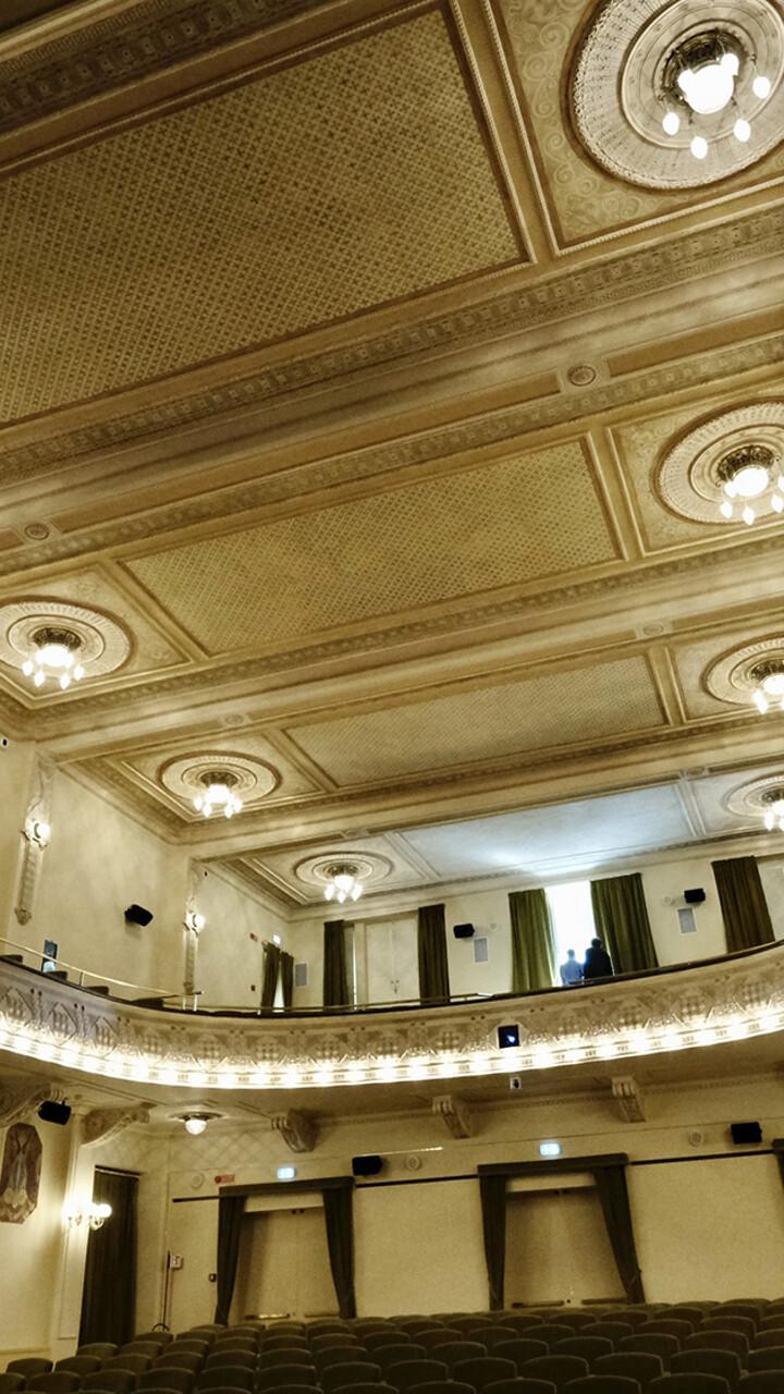 Il Kursaal Santa Lucia si svela dopo il restauro: a Bari si completa 'il miglio dei teatri'